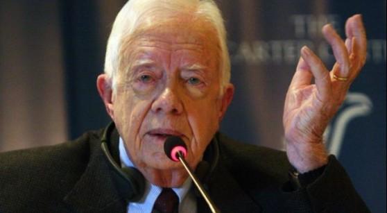 Џими Картер излекуван со помош на истражување на нобеловци