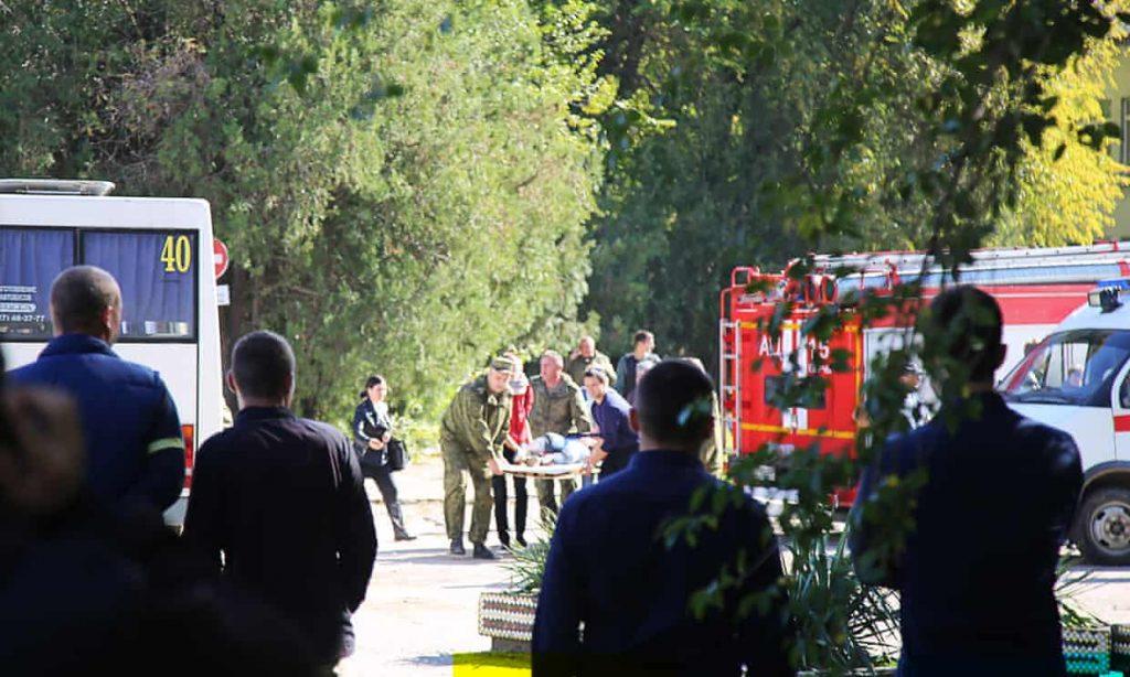 ТРАГЕДИЈА ВО КРИМ: Најмалку 18 загинати и 47 повредени во нападот на колеџот во Керч