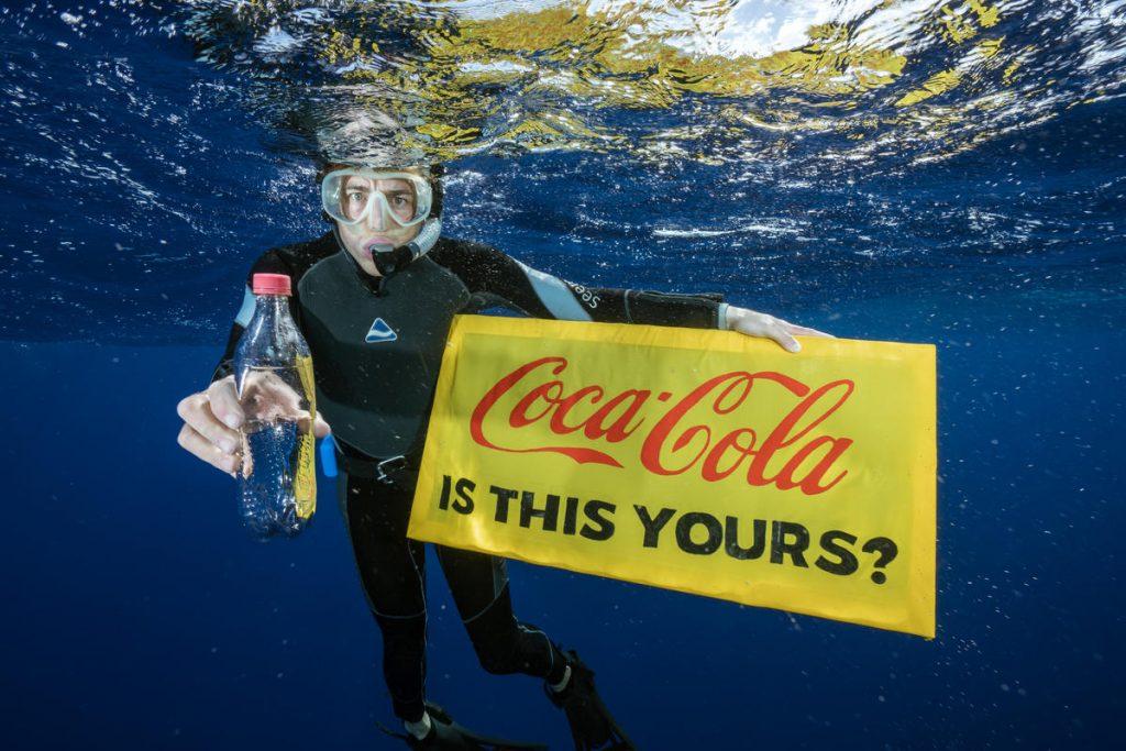 Кока-Кола, Пепси и Нестле најголеми производители на пластичен отпад во светот