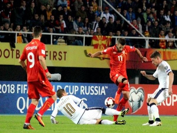 Катастрофален пораз на Македонија од Ерменија со 4:0