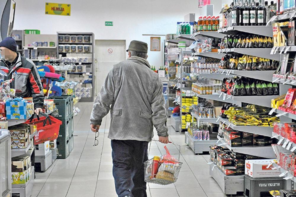 ДЗС: Трошоците за живот повисоки за 1,5 отсто од лани