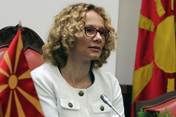 Шекеринска: Приклучувањето на Македонија кон прогресивниот свет е вистински пат кон успехот