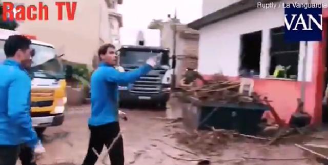 Додека колегите играат во Шангај, Надал чисти во Мајорка (ВИДЕО)