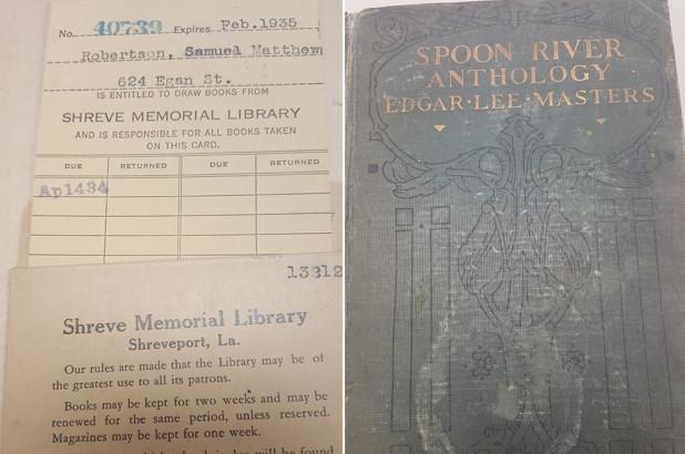 Книга вратена во библиотека по 84 години