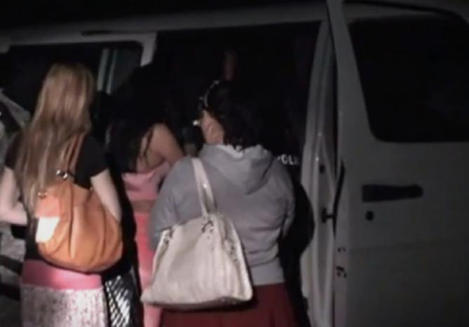 Уапсени во Тетово: Полицијата им ја расипала ноќната забава на 7 Србинки и 2 Албанки