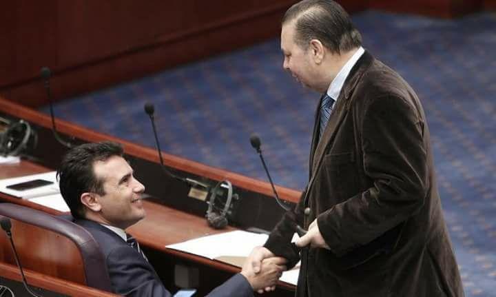 (видео) ПРОЦЕНТИ ПРЕД РЕФЕРЕНДУМОТ: Заев беше многу поголем оптимист од Амди Бајрам