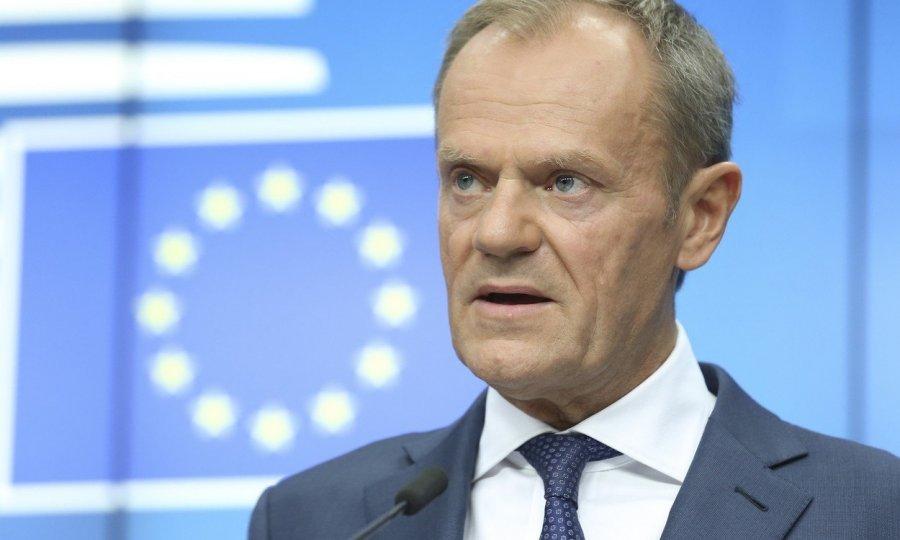 Туск: ЕУ и Британија ќе бидат пријатели и после крајот на светот