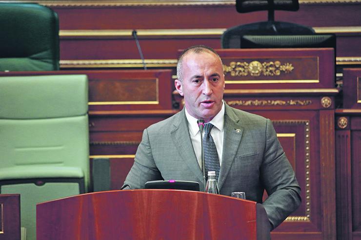 Харадинај: Нема санкција која ќе ме натера да ја укинам таксата на српскиот увоз