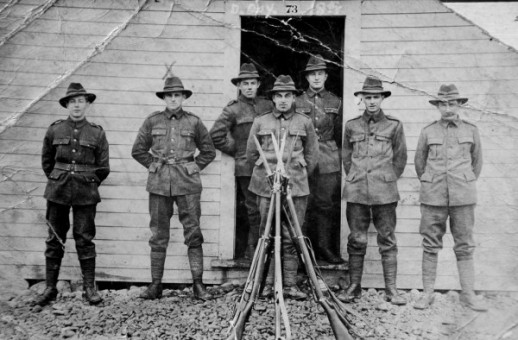 Ќе требаат уште 100 години за да се исчисти заостанатото оружје од Првата светска војна