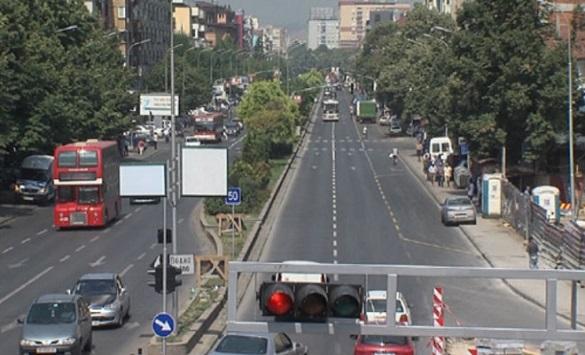 Скопско деноноќие: Едно лице тешко и 7 полесно повредени во 11 сообраќајки