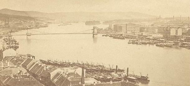На денешен ден: Во 1873 г. се соединиле соперничките градови Будим и Пешта, па така бил создаден градот Будимпешта