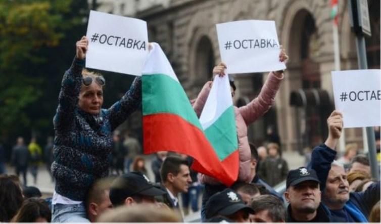 БУГАРИЈА: Расте незадоволството на протестите против власта ширум земјата