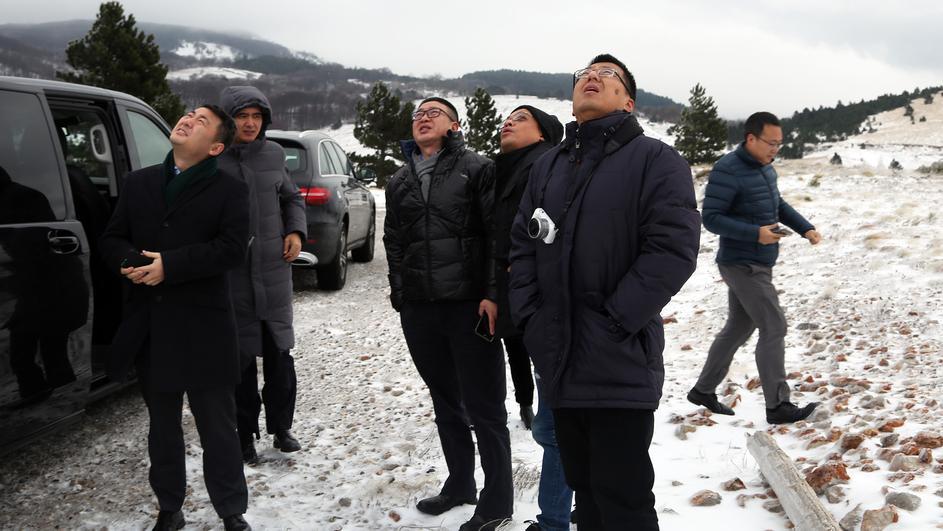 Кина вложува во Хрватска: 180 милиони евра за ветропарк кај Сењ