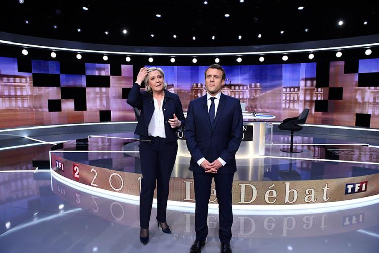 АНКЕТА ПРЕД ИЗБОРИТЕ ЗА ЕВРОПАРЛАМЕНТОТ: Марин Ле Пен има поголема поддршка од Макрон