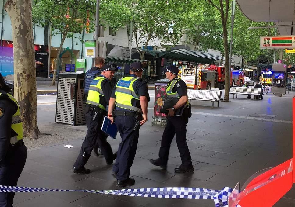 Мелбурн: ИД презеде одговорност за нападот со нож