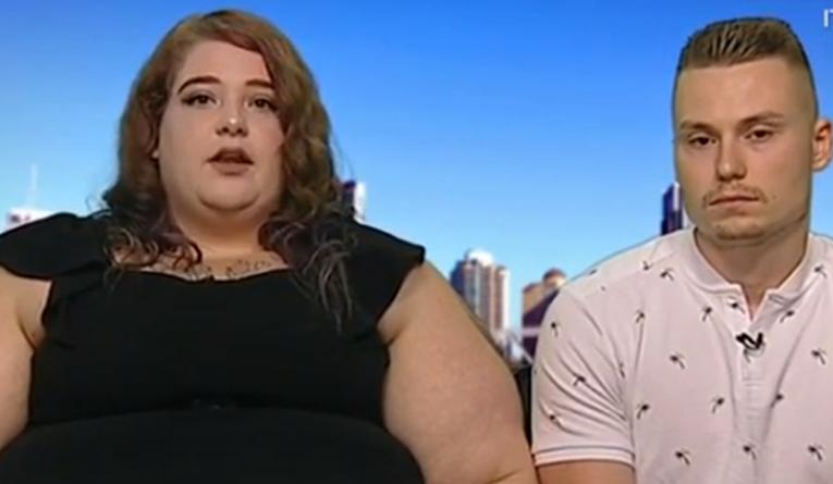 """Се здебелила 76 килограми за да го задоволи чудниот фетиш на нејзиното момче: """"Здрава сум и среќна"""" (ВИДЕО)"""