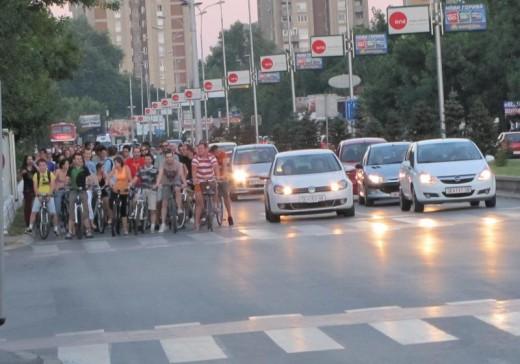 Скопје викендов: Изменет сообраќаен режим поради спортски манифестации