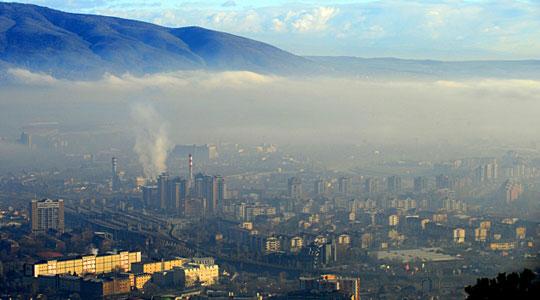 ЕЕА: Загадениот воздух во 2016-та уби 400.000 луѓе во Европа