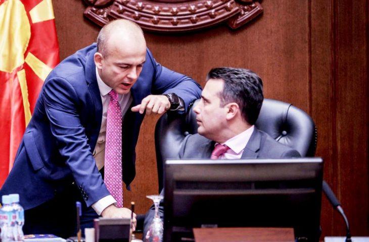 Тевдовски: Имам доверба во Заев и му давам целосна поддршка за секоја одлука