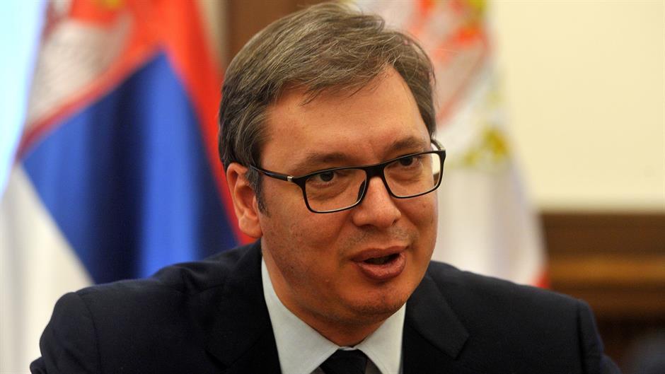 Вучиќ: Албанците имаат големо влијание во Македонија