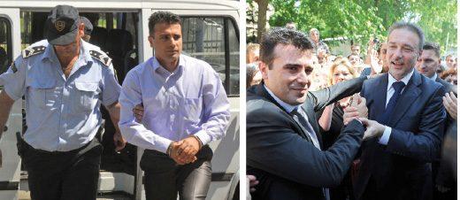 ВМРО-ДПМНЕ: Единствениот аболициран премиер во Европа ги амнестира Рашковски, Анѓушев, Спасовски, Депостовски…