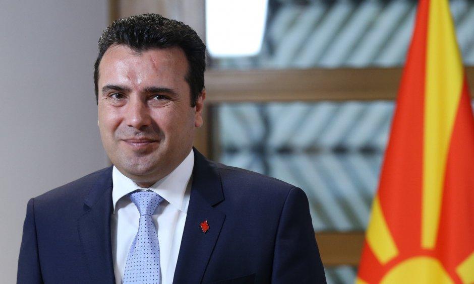 Заев: Не можете да кажете дека антифашистичката војна создала Северна Македонија