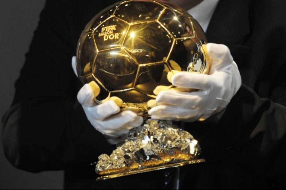 """Златна топка: Меси повеќе не е помеѓу тројцата кандидати во рангирањето на """"Гол"""""""