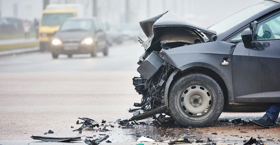 Викендот 22 сообраќајни несреќи во Скопје