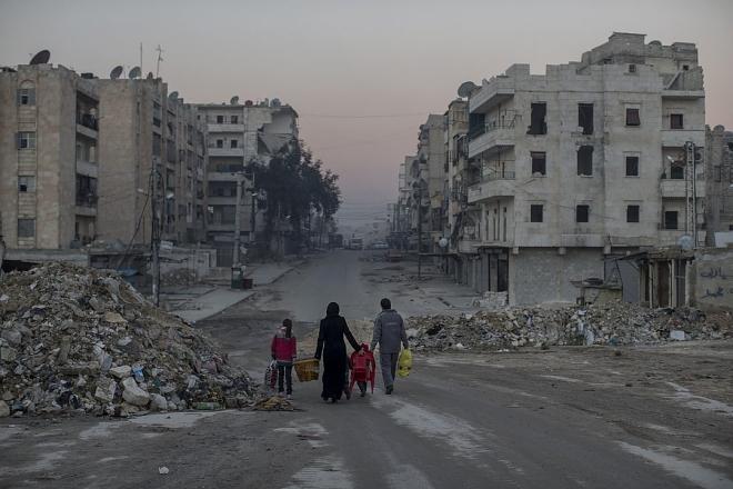 Сирија: И во примирје во Алепо фрчат куршуми од снајпери