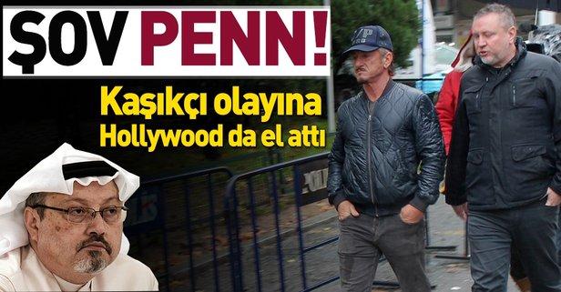 Шон Пен допатува во Истанбул, ќе снима документарец за убиениот новинар Кашоги (ВИДЕО)