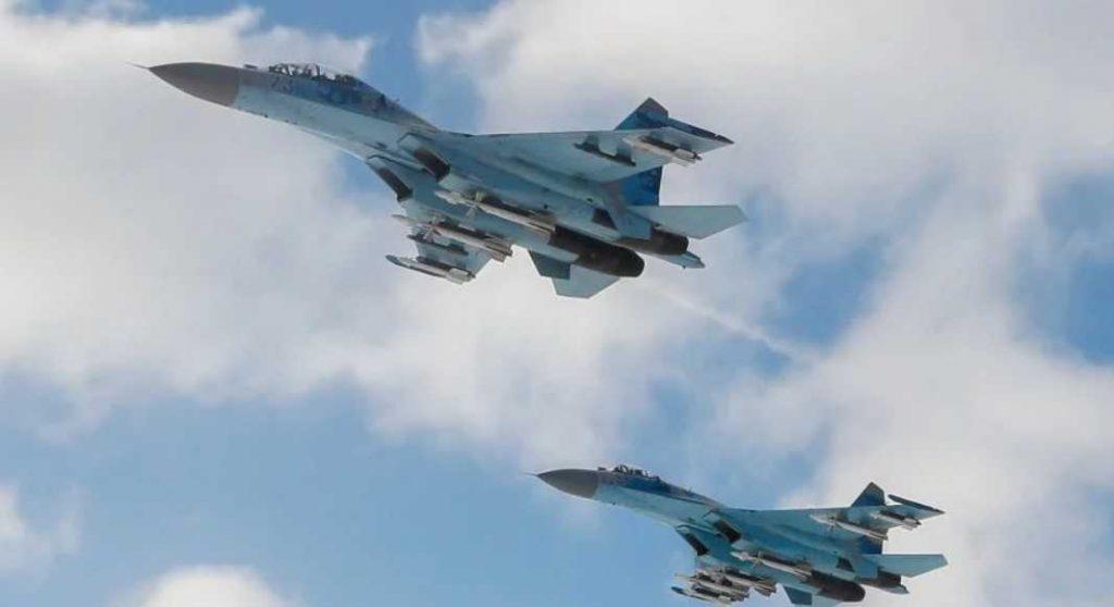 Порака за Русија: Американски воен авион прелета над Украина