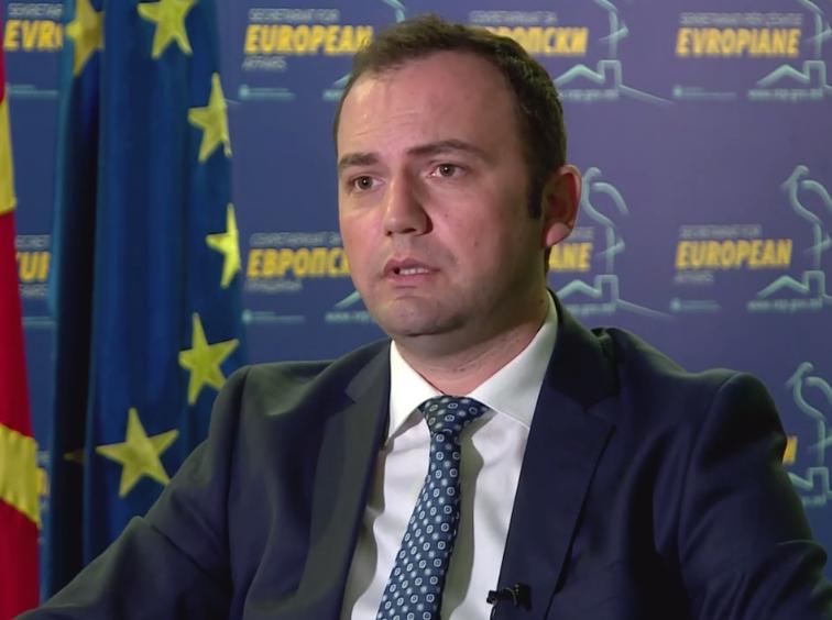 ОСМАНИ: Студентите се ентузијасти и имаат надеж дека Македонија бргу ќе стане членка на ЕУ