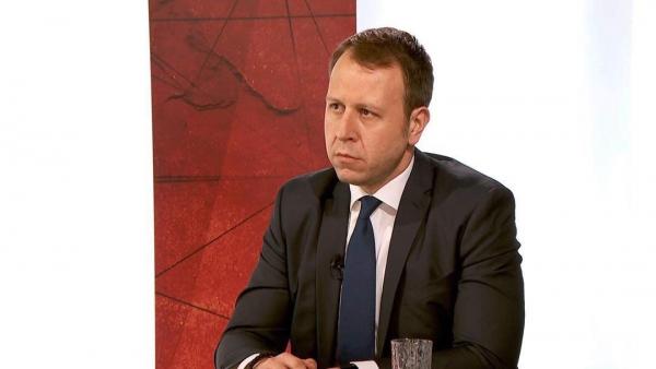 Јанушев: Македонија е со рекордна задолженост и не стагнира туку се враќа назад