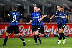 Интер конечно победи на гости