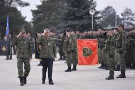 Косово: Војската слави прв роденден