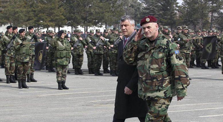 Тачи: Со војска ќе одговориме на секаква закана од Србија