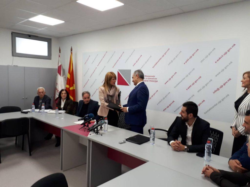 Лукаревска – Бабовски: Парите од даноците повторно кај граѓаните