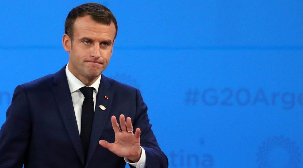 Макрон: Од септември Франција со Врховна команда за вселената