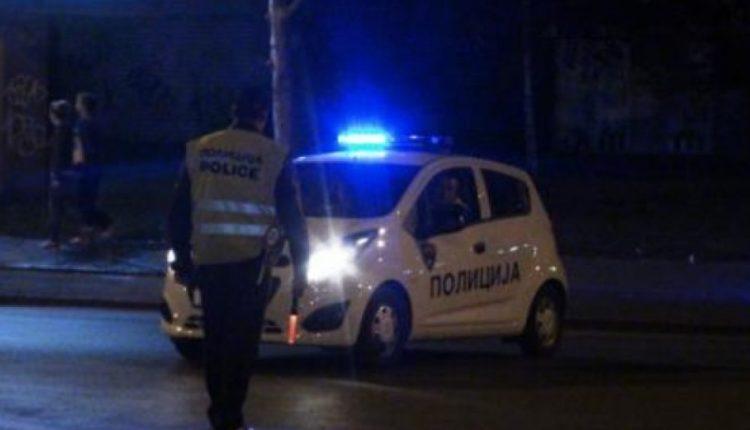 Сообраќајка во Скопје: 19 годишен возач повредил двајца пешаци