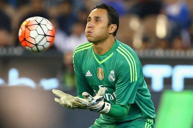 Навас бара да си замине од Реал