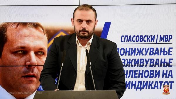 (видео) ЃОРЃИЕВСКИ: Министерот за тортура Спасовски и Заев шиканираат луѓе кои постојано се на располагање за татковината