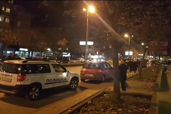 Престрелка со калашникови во Тетово, двајца ранети (ВИДЕО)