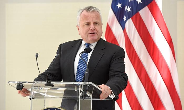 САЛИВАН: Русија се меша за договорот од Преспа, се меша и во други земји, па дури и во САД
