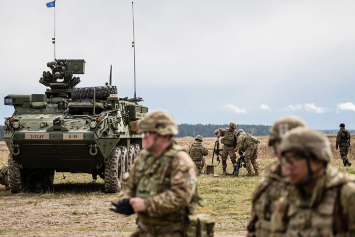 Руси и Чеси ја шпионирале воената вежба на НАТО во Албанија
