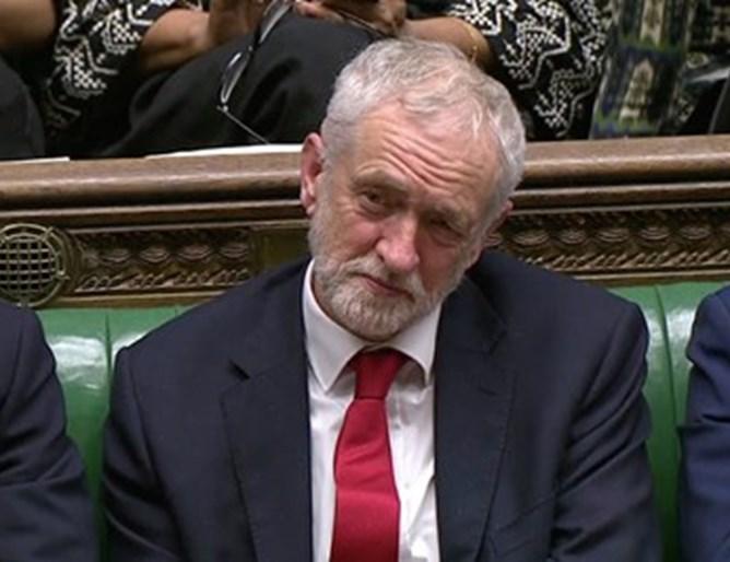 Корбин и лабуристите нема да го поддржат Брегзит-договорот на Џонсон