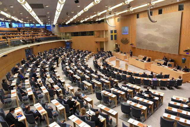 """Афтонбладет"": Постигнат договор за формирање нова влада на Шведска"