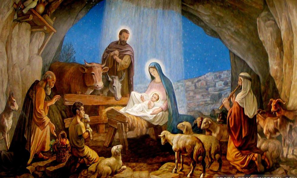 БОЖИК: Христос се роди, вистина се роди!