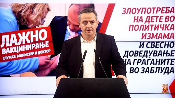 НИКОЛОВ: Се прави лажна слика за Заев да оди на избори, а Македонија има поголема смртност од Ковид-19од Грција, Бугарија и Албанија заедно
