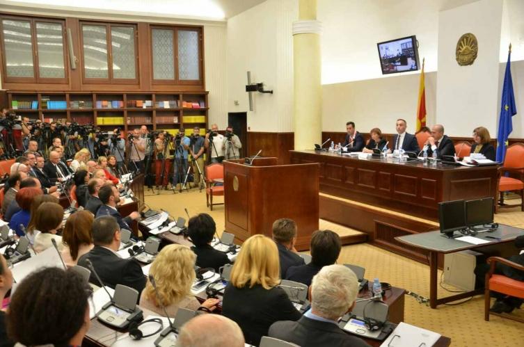 СОБРАНИЕ: Комисијата за политички систем ќе расправа за нов референдум со 150.000 потписи