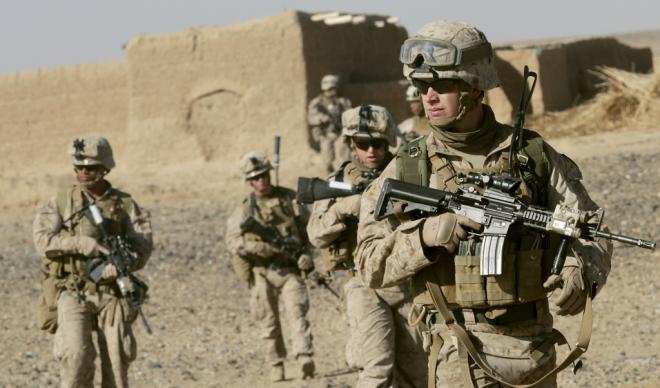 САД ќе остават речиси 650 свои војници во Авганистан по повлекувањето од таа држава
